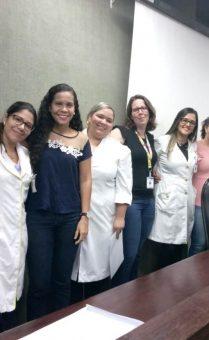 Mesa Redonda Equipe Multidisciplinar da UTI Ped